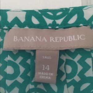 Banana Republic Dresses - Banana Republic belted dress